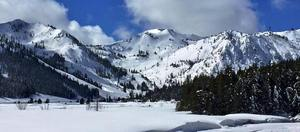 Squaw Valley Snowpack